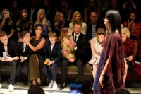 David-Beckham-Burberry-front-row