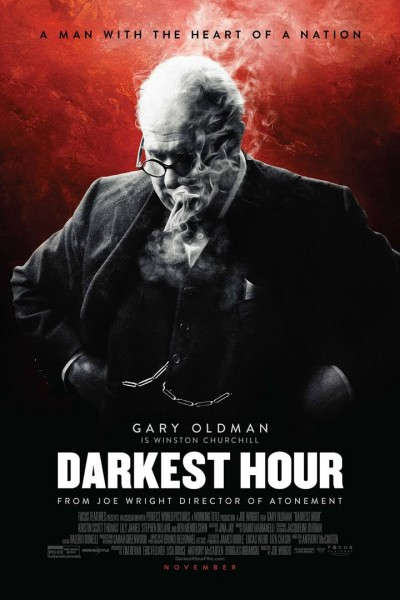 فيلم the darkest hour لاوسكار 2018