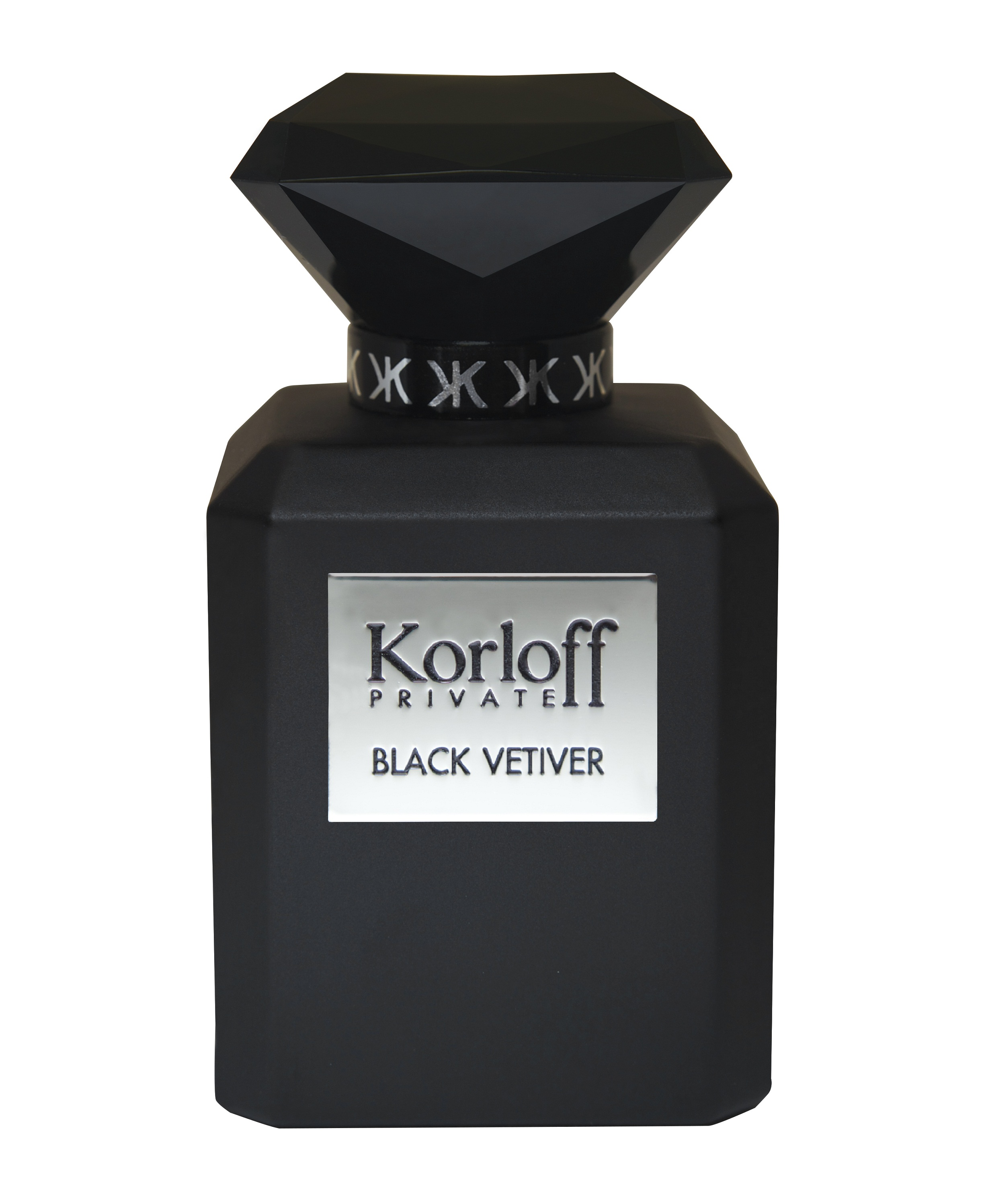 عطر رجالى flacon korloff private black vetiver